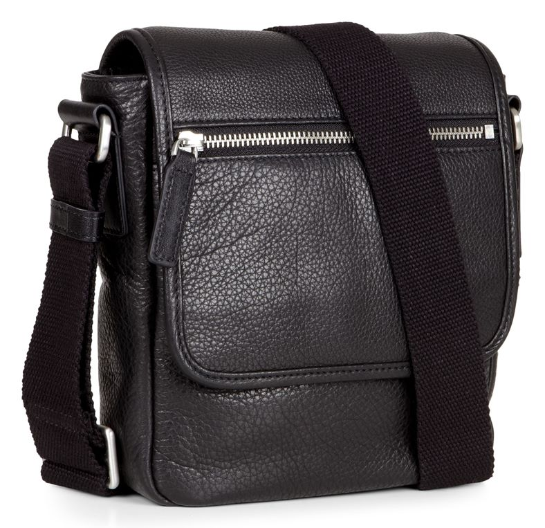 Gordon Small Crossbody (مشکی)