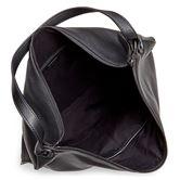 Sculptured Shoulder Bag (Nero)
