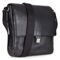 Jos Small Crossbody (Negro)