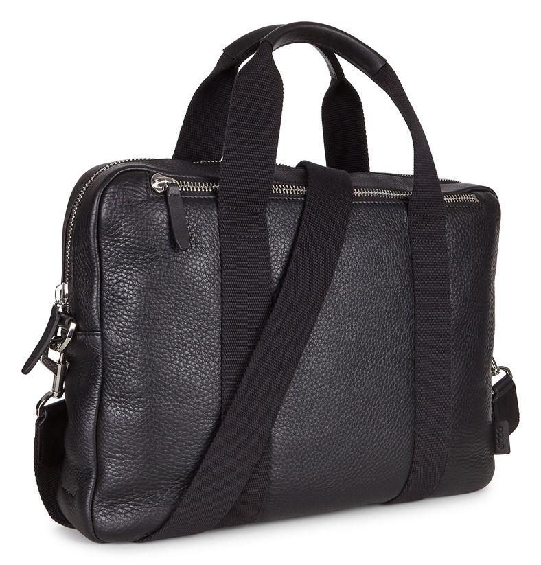 Eday L Laptop Bag (Black)