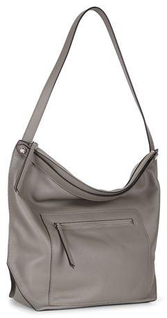 Sculptured Hobo Bag