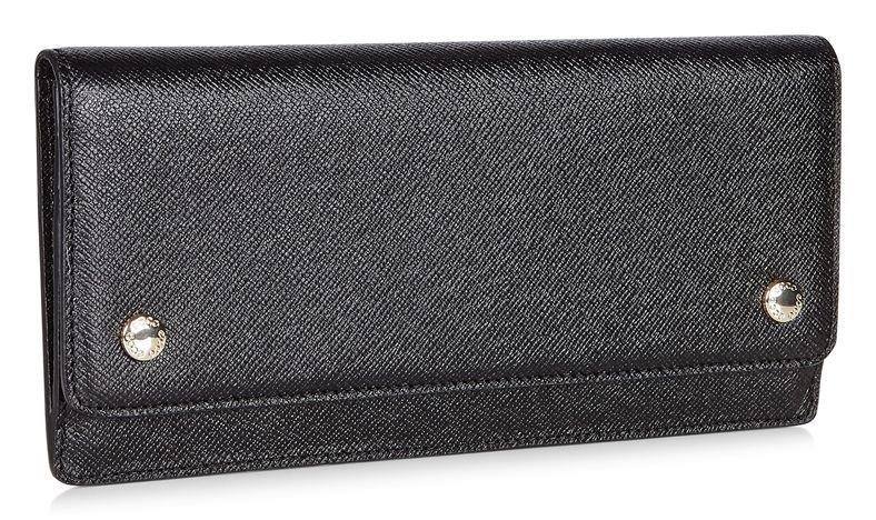 Iola Slim Wallet (Black)
