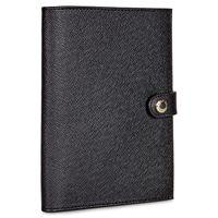 Iola Passport Holder (Black)