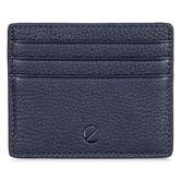 Jos Slim Card Case (Blu)