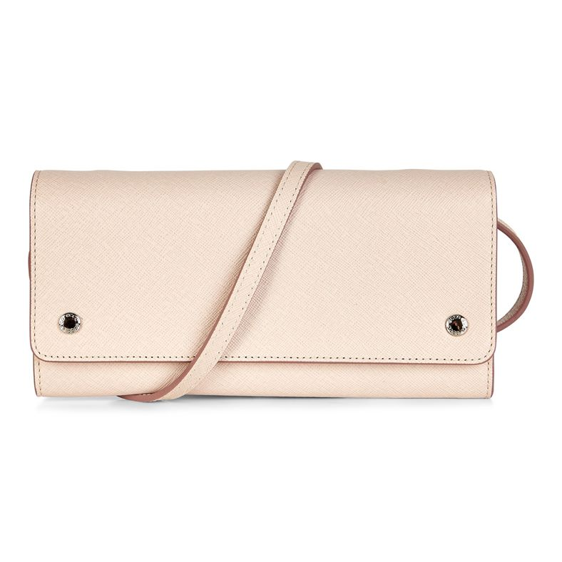 Iola Clutch Wallet (Red)