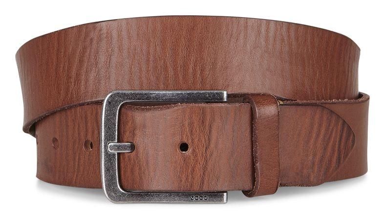 Edward Casual Belt (Brown)